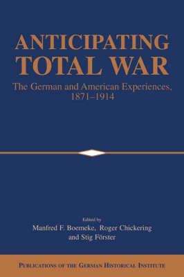 Anticipating Total War book