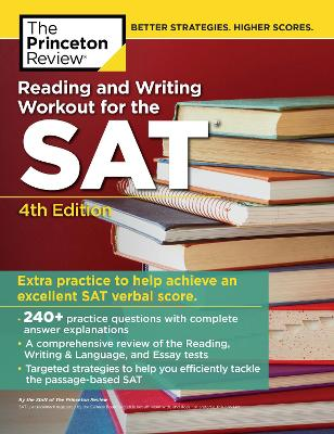 Reading and Writing Workout for the SAT by Princeton Review