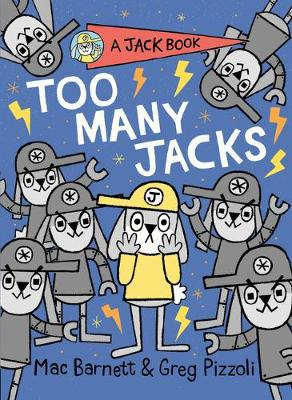 Too Many Jacks by Mac Barnett