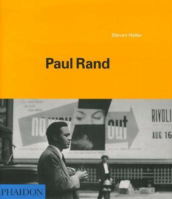 Paul Rand by Jessica Helfand