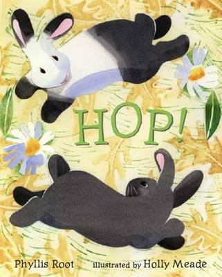 Hop Board Book by Root Phyllis