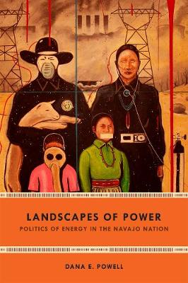Landscapes of Power book