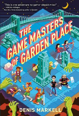 The Game Masters of Garden Place book