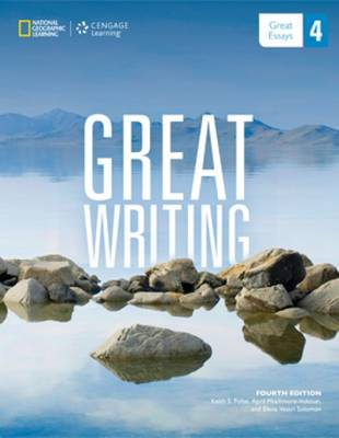 Great Writing 4: Great Essays - (4e) book