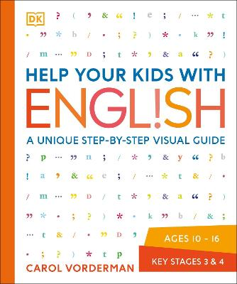 Help Your Kids with English book