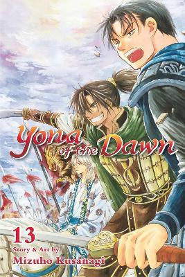 Yona of the Dawn, Vol. 13 by Mizuho Kusanagi