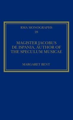 Magister Jacobus de Ispania, Author of the Speculum Musicae book