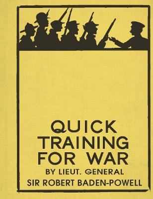 Quick Training for War book