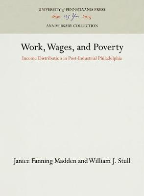 Work, Wages, and Poverty by Janice Fanning Madden