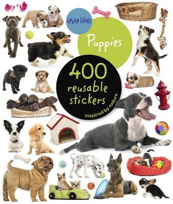 Eyelike Stickers: Puppies book