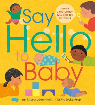 Say Hello to Baby book