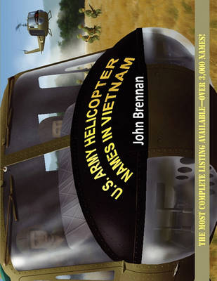 U.S. Army Helicopter Names in Vietnam book
