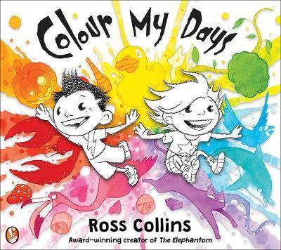 Colour My Days book