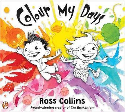 Colour My Days by Ross Collins