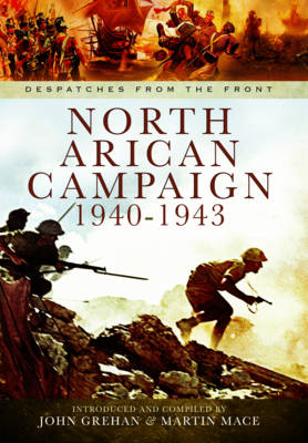 Operations in North Africa and the Middle East 1942-1944 by John Grehan