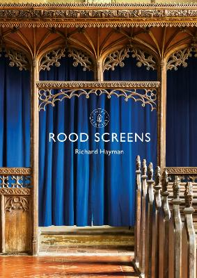 Rood Screens book