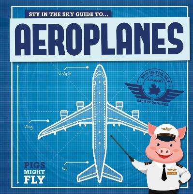 Aeroplanes by Kirsty Holmes