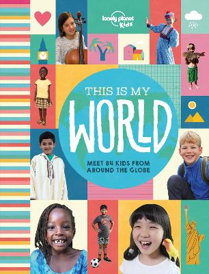 This Is My World book