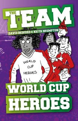 World Cup Heroes book