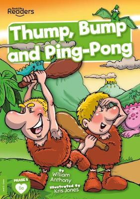 Thump, Bump and Ping-Pong book
