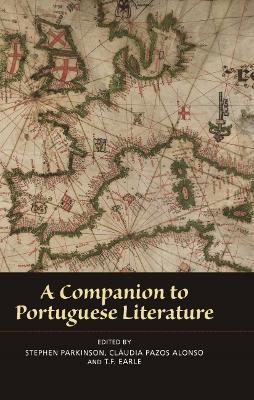 Companion to Portuguese Literature by T. F. Earle