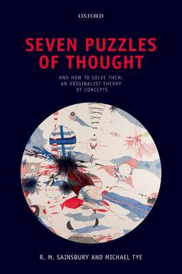 Seven Puzzles of Thought by Mark Sainsbury