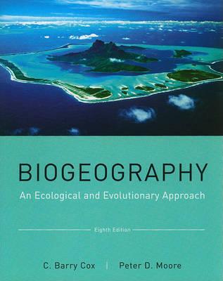 Biogeography by C. Barry Cox
