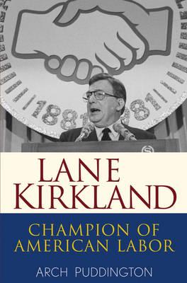 Lane Kirkland by Arch Puddington