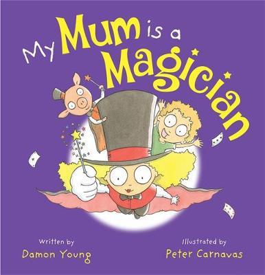My Mum is a Magician book