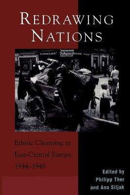 Redrawing Nations by Philipp Ther