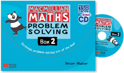 Maths Problem Solving Box 2 book