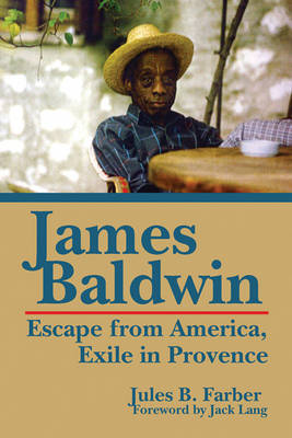 James Baldwin by Jules B. Farber