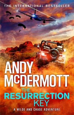 The Resurrection Key (Wilde/Chase 15) by Andy McDermott
