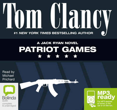 Patriot Games book