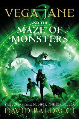 Vega Jane and the Maze of Monsters book