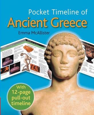 Pocket Timeline of Ancient Greece by Emma McAllister
