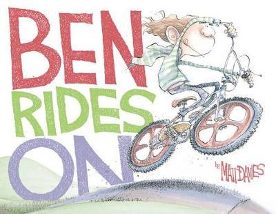 Ben Rides on by Matt Davies