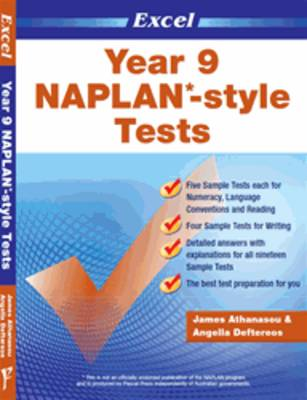 NAPLAN-style Tests: Year 9 book