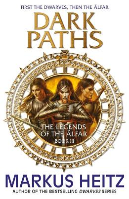 Dark Paths book