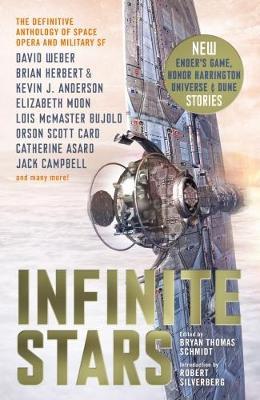 Infinite Stars by Bryan Thomas Schmidt