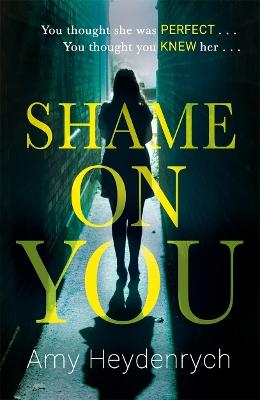Shame on You by Amy Heydenrych