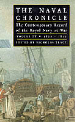 Naval Chronicle by Dr Nicholas Tracy