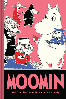 Moomin Book Five by Tove Jansson