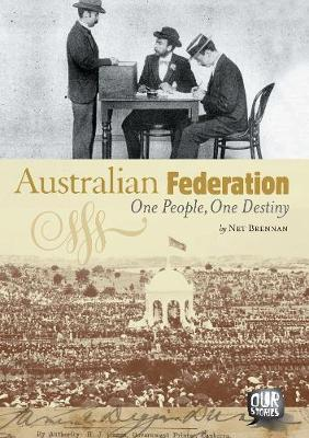 Australian Federation by Net Brennan
