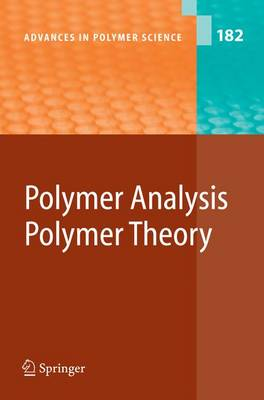 Polymer Analysis/Polymer Theory by S. Anantawaraskul