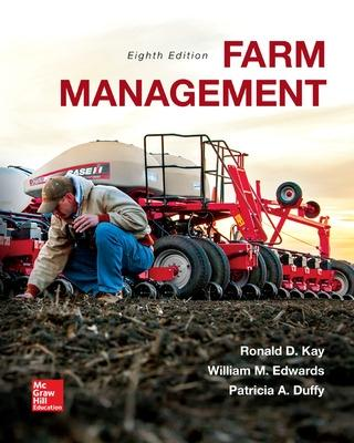Farm Management by Ronald Kay