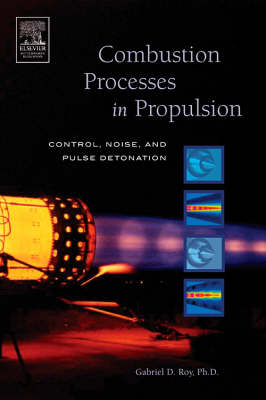 Combustion Processes in Propulsion by Gabriel Roy