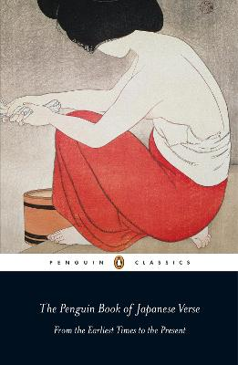 The Penguin Book of Japanese Verse book