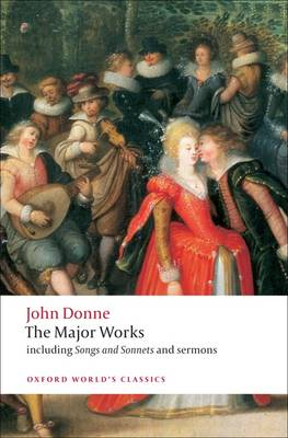 John Donne - The Major Works by John Donne