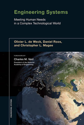 Engineering Systems by Olivier L. de Weck